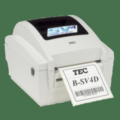 Drukarki etykiet biurkowe B-SV4D